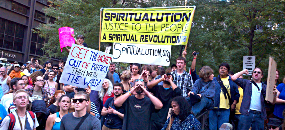 "Spiritualution&#8480; &#8212;<br/><span style = ""font-variant:small-caps"">Justice to the People</span>"